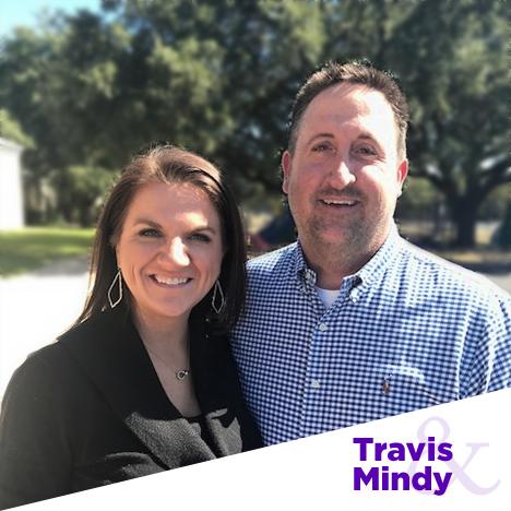 Travis & Mindy Stewart - Mision Para Cristo